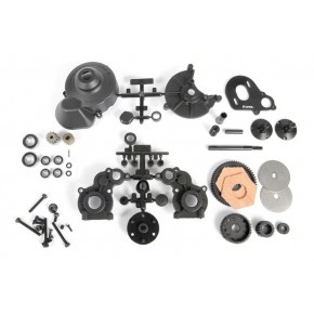 AX10 Locked Transmission Set