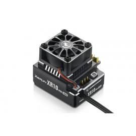 Hobbywing XeRun XR10 PRO V4 1/10 ESC, 160A, Black
