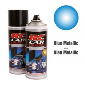 Spray para lexan azul...