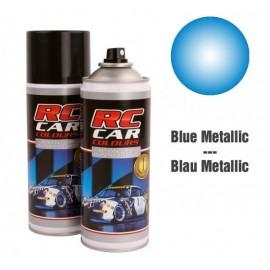 Spray para lexan azul alpine metalizado
