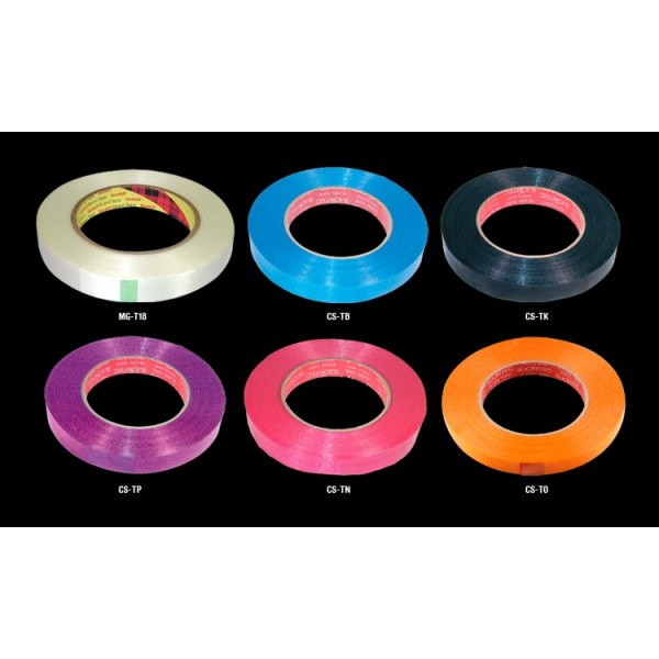 Color Strapping Tape (Purple) 50m x 17mm