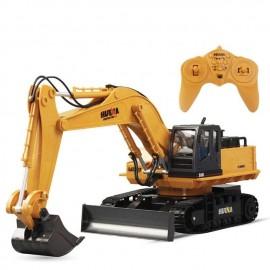 Excavadora 11 canales R/C 2.4Ghz 1/16