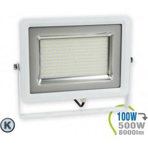 Foco LED 100 W SMD Slim...