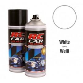Spray pintura para lexan blanco