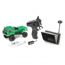 Rock Crawler ECX Temper 1/18 4WD