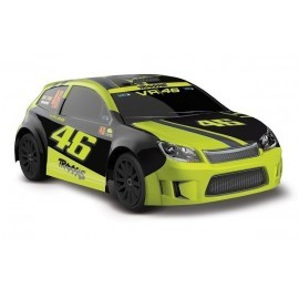 LaTrax Rally 1/18, brushed RTR VR46 Rossi edition