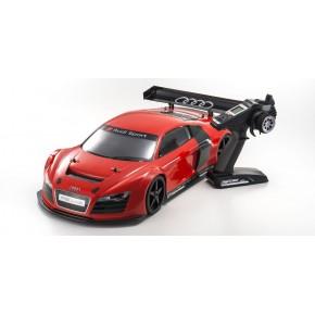INFERNO GT2 VE RACE SPECS AUDI R8 LMS ROJO
