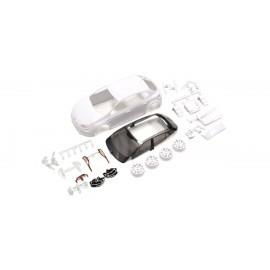 CARROCERIA RENAULT MEGANE RS Mini-Z + 4WD LLANTAS (PARA PINTAR)