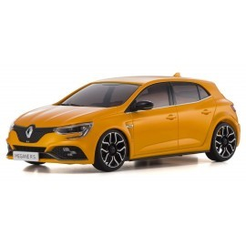 Mini-Z FWD RENAULT MEGANE RS TONIC ORANGE (MA-03F/KT531P)