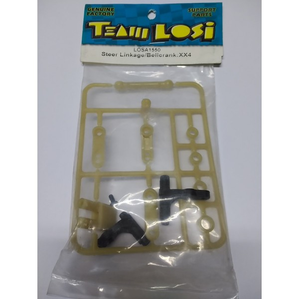 Team Losi/TLR Steering Linkage/Bellcrank for XX4/LOSA1550