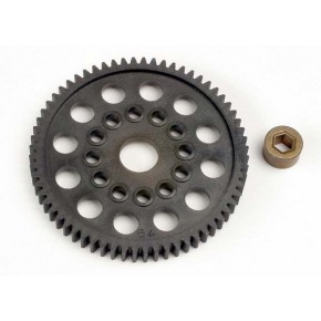 Spur gear (64-Tooth)...