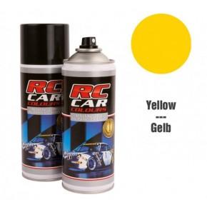 Spray para lexan amarillo