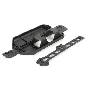 Chassis and Brace Losi TEN MT