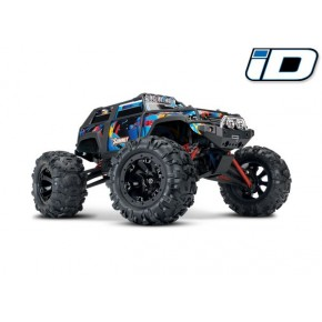 Traxxas Summit 1/16 RTR Rock & Roll