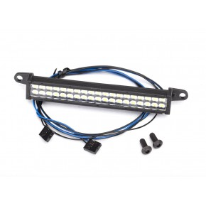 LED light bar, front bumper...