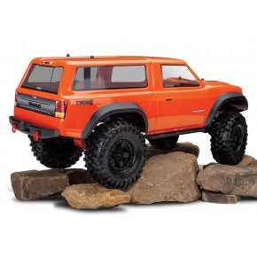 Body with camper TRX-4...