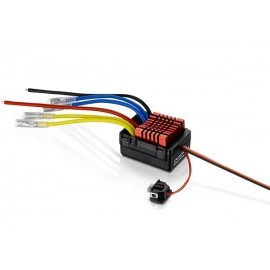 Hobbywing QuicRun 0860 Dual Brushed ESC 60A for 1/10