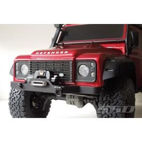 D110 Aluminum Winch Bumper...