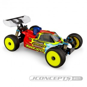 Silencer RC8B3.1 Body...