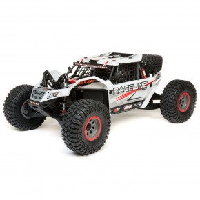 1/6 Super Rock Rey 4WD Brushless Rock Racer RTR with AVC, Race Line