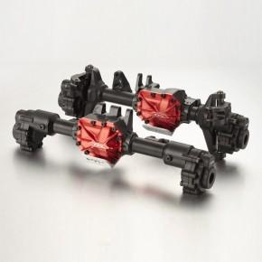 TFL CNC Aluminum Front Rear...