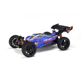 Typhon 6S BLX 1/8 4WD Buggy RTR Blue modelo 2019