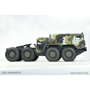 CROSS-RC Truck Kit BC8 Mammoth, Flagship Version