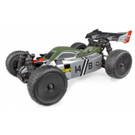 COCHE RC18B2 RTR BRUSHLESS 2.4Ghz