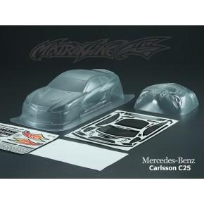 MATRIXLINE CARL C25 CLEAR BODY 190mm w/ACCESSORIES