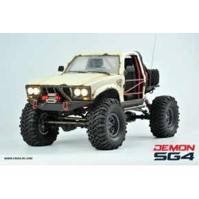 Cross RC T006 Twin-Axle...