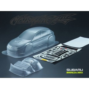 MATRIXLINE WRX CLEAR BODY...