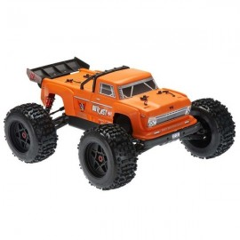 OUTCAST 6S 4WD BLX 1/8 STUNT TRUCK ORANGE