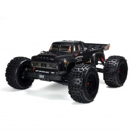 NOTORIOUS 6S 4WD BLX 1/8 STUNT TRUCK BLACK