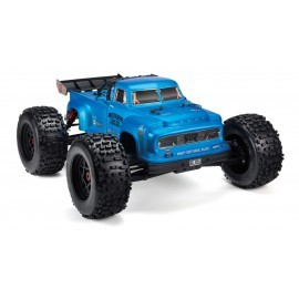 NOTORIOUS 6S 4WD BLX 1/8 STUNT TRUCK BLUE