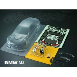 MATRIXLINE M3 CLEAR BODY 190mm w/ACCESSORIES