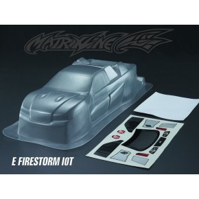 MATRIXLINE FIRESTORM CLEAR BODY TRUCK