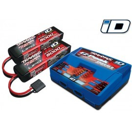 Traxxas 6S COMBO (2X 2872X 11.1V LiPo 1X 2972G duo charger)