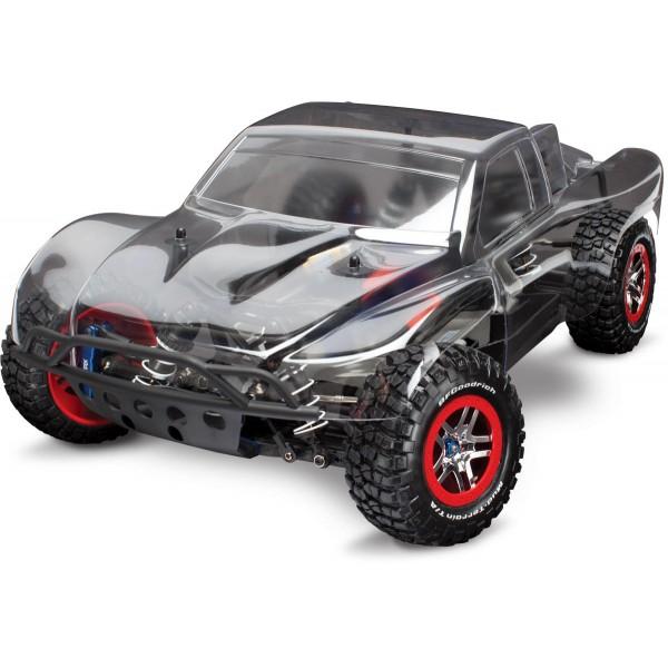 Traxxas Slash 4x4 Platinum Low CG Chassis (no electronics)
