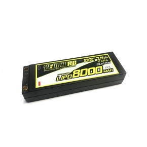 Yellow RC LiPo 8000mAh 7,4V...