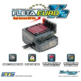 FLETA Euro Brushless ESC Black Case