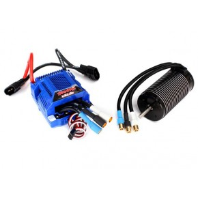Velineon VXL-6s Brushless Power System, waterproof (includes VXL-6s ESC and 2200Kv, 75mm motor)