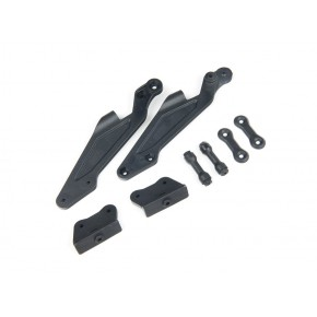 Heavy Duty Wing Mount Set Rear