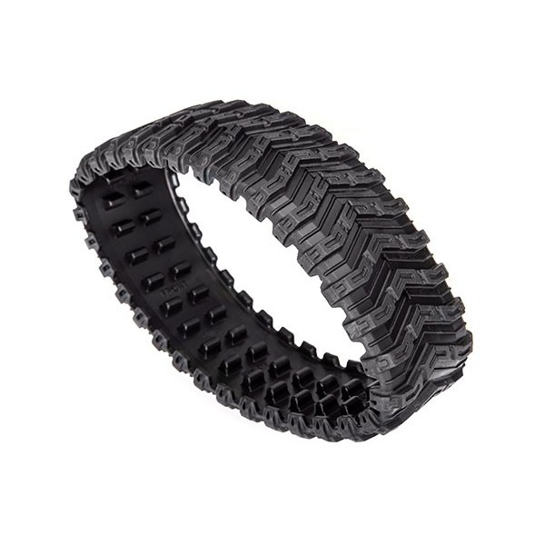 Rubber track All-Terrain front (left or right) (rubber) (1)