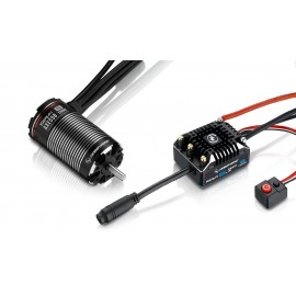 Hobbywing Xerun Axe550 FOC Combo for Rock Crawler 3300kV