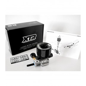 XTR ENGINE 1/8 OFF ROAD...