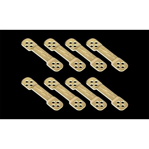 Battery Bar  All Type Gold (8pcs)