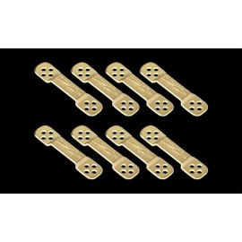 Battery Bar  All Type Gold (8pcs)