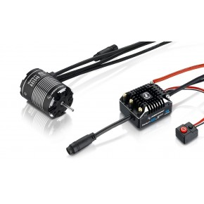 Hobbywing Xerun Axe540 FOC Combo for Rock Crawler 2300kV