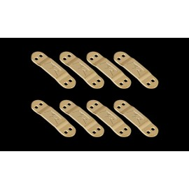 Premium Battery Bar Gold (8pcs)