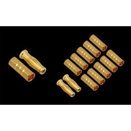 Euro Connector (Large) Male 2pcs&Female 10pcs